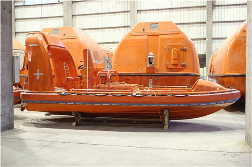 Fiberglass High Speed Rescue Boat /FRC Fast Rescue Boat