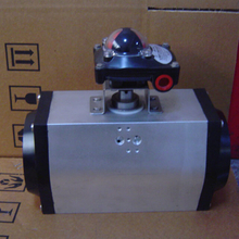 GT series rotary pneumatic actuator for ball valve and butterfly valve
