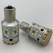 DC9-24V 30SMD 3030 30W 1860LM 1156(P21W) canbus LED back up light reverse light bulb