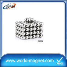 Permanent Neodymium Magnets 3mm Balls