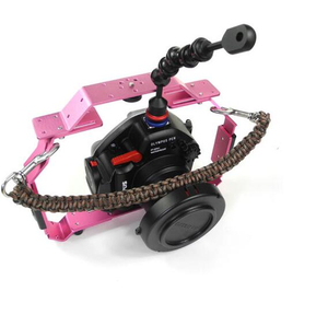 underwater 9 inches flex arm hot shoe for photography shooting
