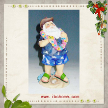 Favorite Santa Claus,resin Christmas ornaments decoration
