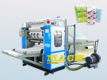 Automatic Facial Tissue Paper Making Machine