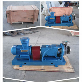 high precise corrosion resisting Nickel pump