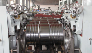 Steel Barrel Making Machine From Ada