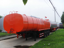 asphalt tanker trailers for sale 30000~40000 Liters