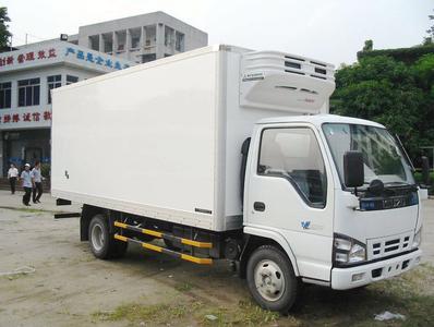 ISUZU 5040XLCQ Freezer Truck 3~4T 12m3<Customization>