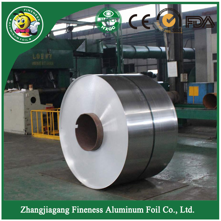 Excellent Quality Best Selling Double Sided Aluminium Foil Paper Roll