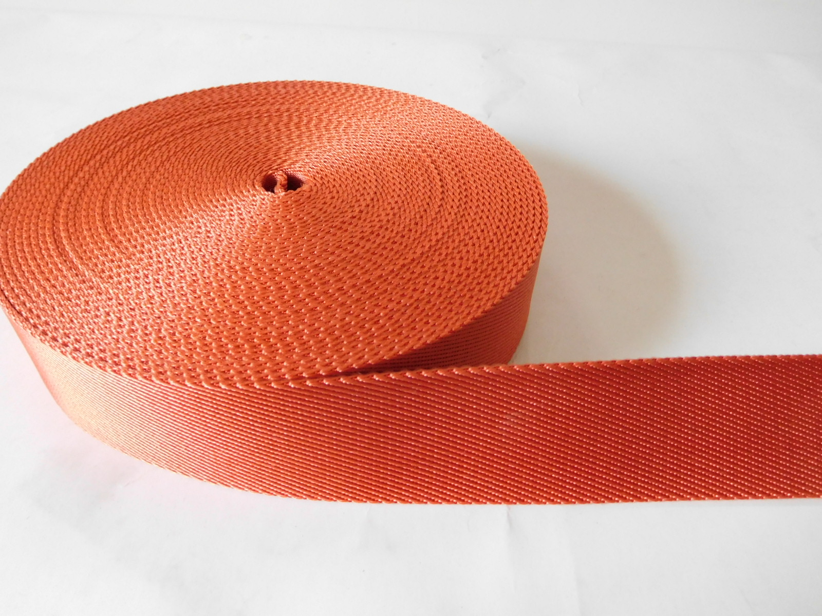 High quality colorful nylon webbing for bags shoulder belt