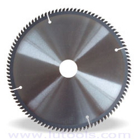 T. C. T Saw Blades for Cutting Aluminum and Other Alloy Materials