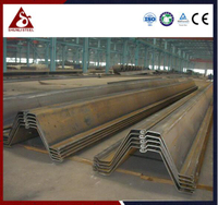 U /Z/L shape structure better than Lassen Steel Sheet Pile