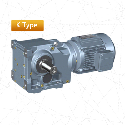 K Helical-bevel Gear Motor