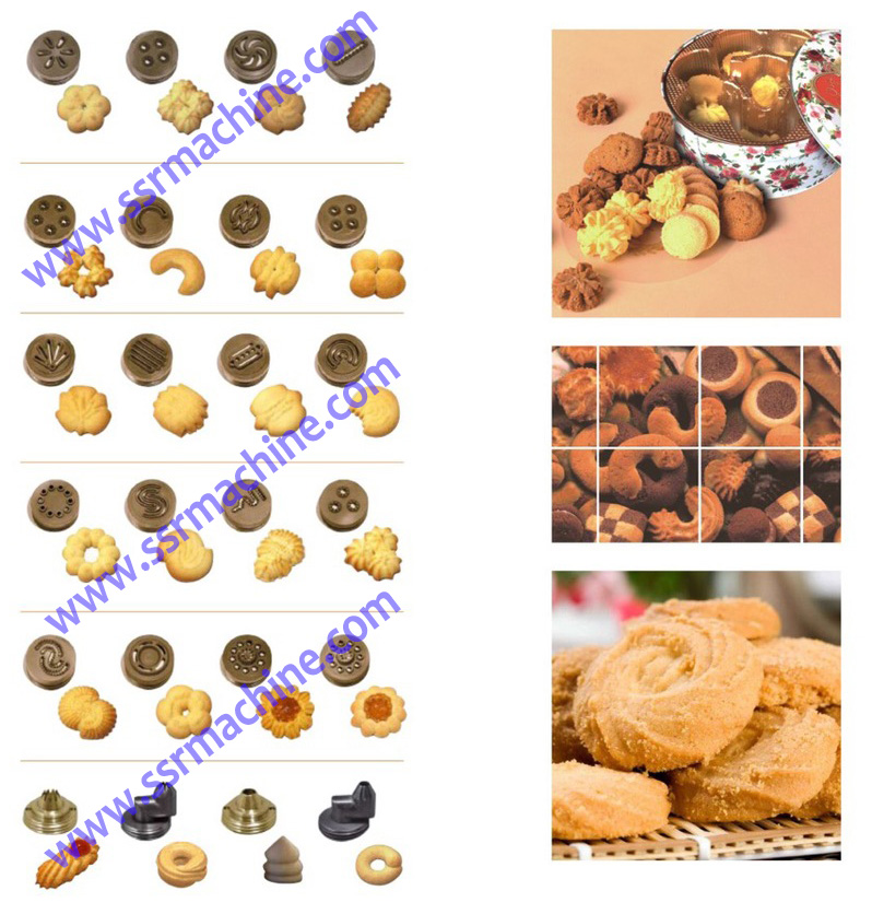 Cookie & Cake Depositor chart