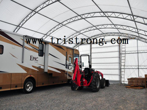 Workshop, Trussed Frame Shelter, Large Tent, Storage Warehouse (TSU-4060, TSU-4070)
