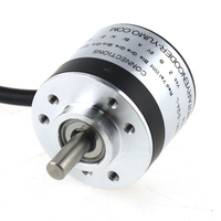 ISC3806-H03-G-50-BZ1-524-L Outer diameter 38mm Solid Shaft Incremental Rotary Encoder
