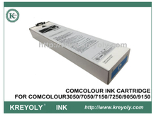 7050 CYAN INK CARTRIDGE FOR COMCOLOUR 3050/3150/7150/7050/9050