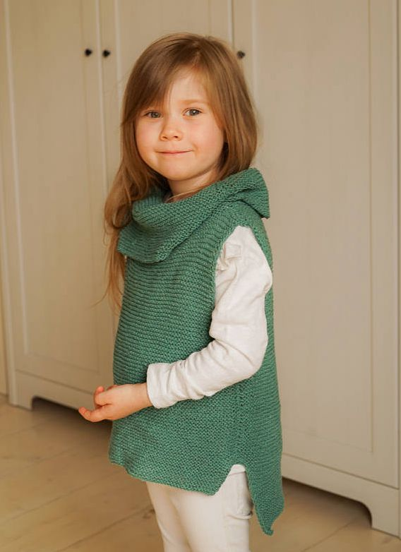 Buy kids knit vest pattern child sleeveless sweater Product on ...