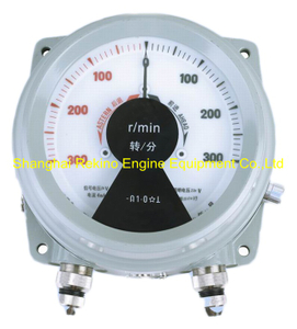 ZZ3-1 JNDZ Marine Tail shaft tachometer speed meter