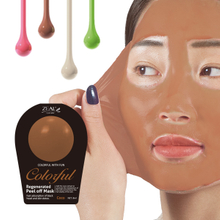 Cocoa Regenerated Peel off Facial Mask