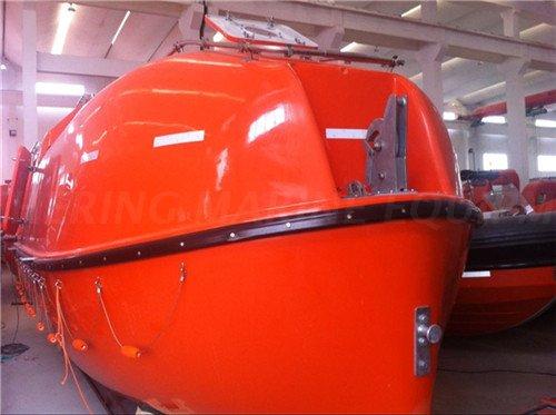 Offshore Platform Lifeboat