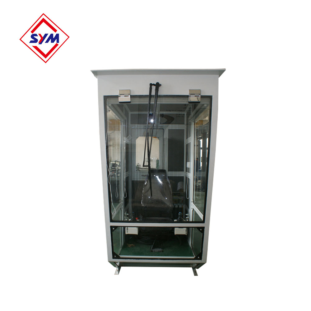New High Quality Tower Crane Operator Cabin Price