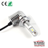 1:1 VS halogen P20 40W 5200lm universal H7 car led headlight with built-in fan( 100% suitable for all cars)