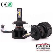High Power High Brightness H4 90W 9000lm Xhp50 LED Headlight Bulb