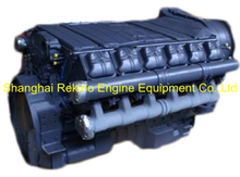 Deutz F12L413FW Air cooeld diesel engine for mining machinery