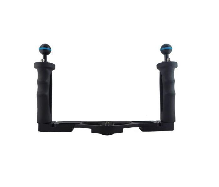How to select your underwater camera housing handle grip tray?