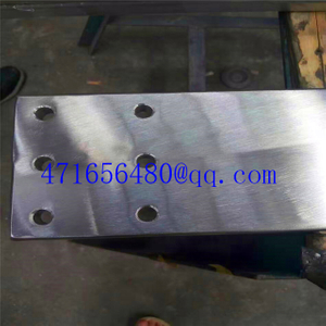 316L steel clad copper bars