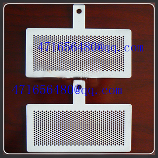 Pt coated titanium basket anode