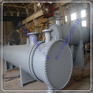 reliable ASME titanium shell and tube heat exchanger