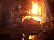 5 Tons Electric Arc Furnace From 9#