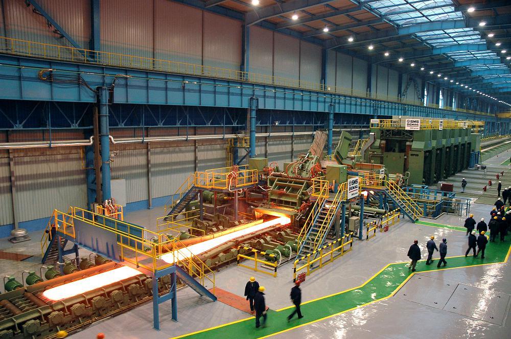 Supply Rebar Steel Rolling Mill - Buy steel rebar rolling