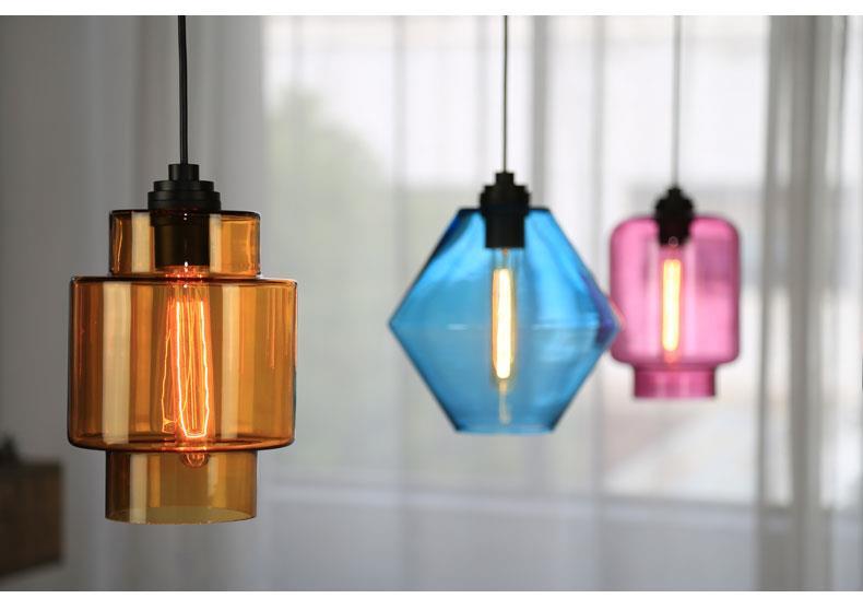 Niche Axia New Designs Indoor Modern Glass Pendant Light ...