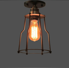 RH Retro Industrial Ceiling Light zhongshan lighting factory