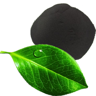 Seaweed extract organic fertilizer with alginic acid 18%, potassium 18%