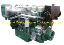480HP 1800RPM Yuchai marine propulsion diesel boat main engine (YC6T480C)