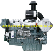 400HP 1500RPM Yuchai marine propulsion diesel boat main engine (YC6T400C)