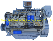 140HP 2300RPM Weichai Deutz marine propulsion boat diesel engine (WP6C140-23)