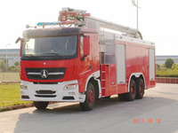 Bei Ben V3 Triphase jet flow 25m uplifted spray fire truck