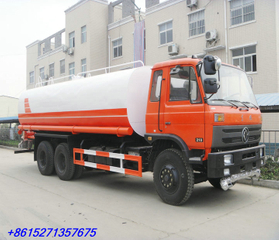 Dongfeng 6x4 EQ water truck