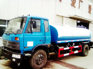 10000 ~15000liters water tanker truck