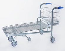 Flat Bed Cargo Trolley (YRD-L5)