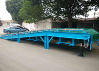 Joint design yard ramp