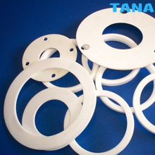 White PTFE Teflon Washer Flange Gasket Ring