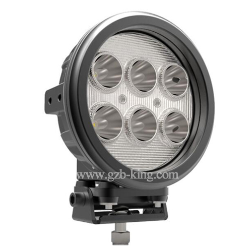 7 inch 60 Watts super bright Cree LED driving light
