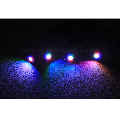 2016 new Mini Cellphone APP Control RGB Led ROCK Light with Bluetooth Control