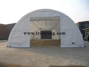 Warehouse, Portable Warehouse, Dome Shape Tent (TSU-3065)