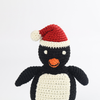 Hand Knitted penguin